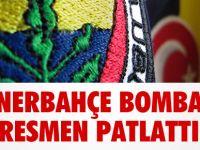 F.Bahçe'ye 3 Bomba Birden!