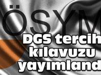 2014 DGS Ek Tercih Klavuzu Yayınlandı! TIKLA İNDİR