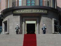 Genelkurmay Başkanlığı'ndan Peşmerg Açıklaması geldi