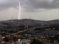 İstanbullular dikkat! İBB'den şiddetli rüzgar ve yağış uyarısı