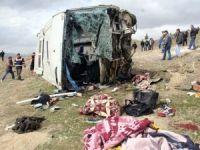 Afyonkarahisar'daki feci kazada ölenlerin kimlikleri belli oldu!