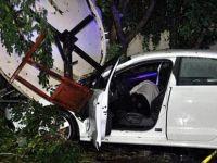 Antalya'da Dev Çanak Anten Kafasına düşen adam öldü
