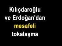 Erdoğan ve Kılıçdaroğlu'ndan mesafeli tokalaşma