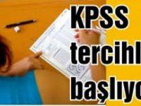2014 KPSS Tercihleri Ne Zaman Başlayacak? KPSS 2014 Önlisans-Ortaöğretim Tercihleri
