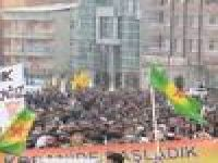 Hakkaride Kobani Eylemleri Şoku Ortalık Karıştı