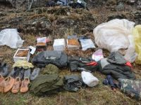 Siirt'de PKK'ya Ait Mühimmat Bulundu