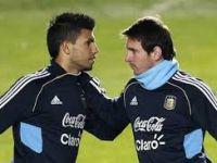 Geceye Arjantin'liler Damga Vurdu