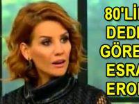 Esra Erol'da 80lik dede OLAY oldu Esra Erol'un ağzı açık kaldı