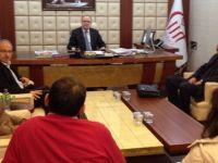 Kesk Genel Başkanı Lami Özgen'den Zorunlu Askerlik  Açıklaması