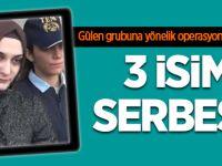 14 Aralık Davası'nda ilk karar!3 kişi salıverildi