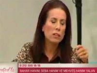 Esra Erol'un programında canlı yayında gelin adayı bayıldı!