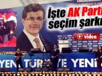 AK Parti'nin seçim şarkısı  Bir Yiğit Adam tanıtıldı !!!