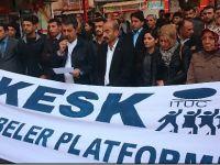 KESK'ten Roboski açıklaması - Siirt Haberleri