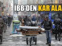 Meteorloji'den İstanbul için çok önemli FLAŞŞ kar uyarısı geldi!