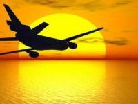 7 yaşındaki kız Mucize eseri düşen uçaktan sağ kurtuldu!
