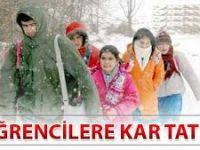 İstanbul'da yarın okullar tatil mi? 7 Ocak Çarşamba ..!!