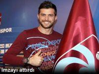 Trabzon İmzayı Attırdı