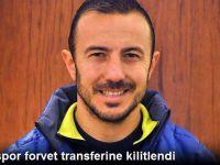 Kayserispor Forvet Transferine Kilitlendi