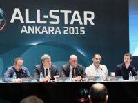 All-Star Ankara 2015'in Kadroları Açıklandı