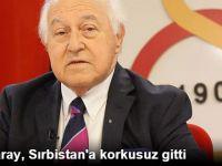 Galatasaray, Sırbistan'a Korkusuz Gitti