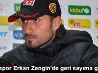 Trabzonspor Erkan Zengin'de Geri Sayıma Geçti