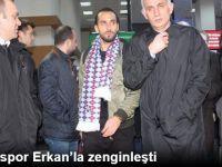 Erkan Zengin Trabzonspor'da
