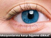 Göz Hastalıkları ve Göz Enfeksiyonlarında Nelere Dikkat Edilmeli