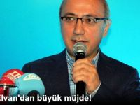 Bakan Elvan'dan İstanbul'a Büyük Müjde!