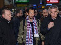 """Erkan Zengin: """"Bundan Sonra Trabzonspor Benim Her Şeyim"""""""