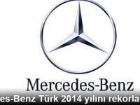 Mercedes-Benz Türk 2014 Yılını Rekorla Kapattı
