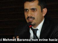 Gazeteci Mehmet Baransu'nun Evine Haciz Şoku