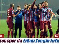 Erkan Zengin şov yaptı!