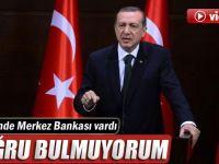 Erdoğan'dan flaş faiz beyanatı!
