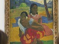 'İki Tahitili Kadın' 300 milyon dolara gitti!