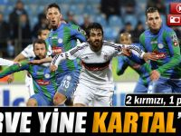 3 gol 2 kırmızı 1 penaltı Lider Beşiktaş