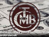 Merkez Bankası: 'Para Politikasındaki Temkinli Duruş Sürdürülecek'