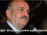 Sağlık Bakanı Müezzinoğlu: 'En Çok Dış Yardım Yapan Üçüncü Ülkeyiz'