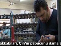 Türk Ayakkabıları,Çin'in Pabucunu Dama Attı