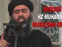 El Bağdadi'den BOMBA Musul açıklaması