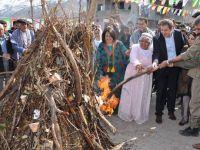 Baykan Ve Eruh İlçelerinde Nevruz Kutlamaları