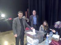 Siirt STK Aday Adaylarını Oyluyor