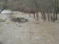 Ihlara Vadisinde doğal afet turistik tesisleri sel vurdu ..!!