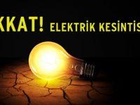 Elektirikler Kesilecek