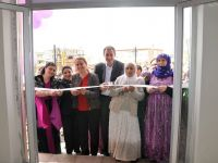 Berfin Kadın Dayanışma Merkezi Açıldı