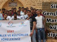 Siirtli Gençlerden Mardin'e kültür ziyareti