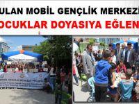 Siirt'te 'Mobil Gençlik Merkezi' etkinliği!