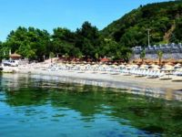Poyrazköy kadınlar plajı fırsatta sınır tanımıyor!