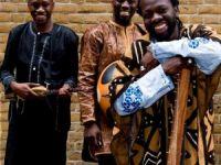 Senegal'li Sanatçı Çoşturdu
