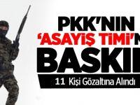 Siirt Kck -YDG-h Üyelerine Baskın Yapıldı