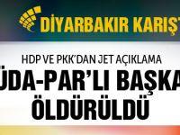 Diyarbakır'da Yeni İhya Der Başkanı Öldürürdü